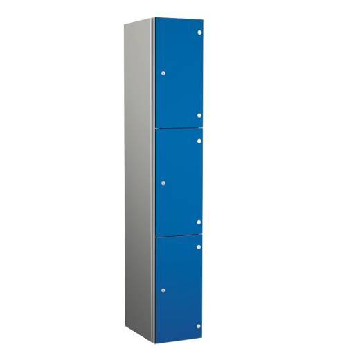 Probe Zenbox 3 Door Wet Area Locker