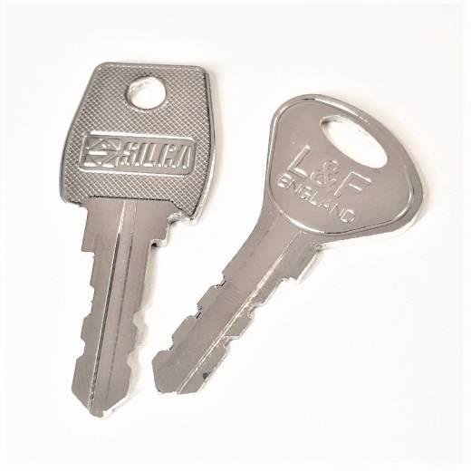 Elite Cam Lock Master Key