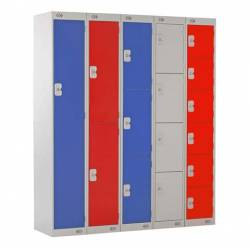 Link Lockers/Moresecure replacement locker doors