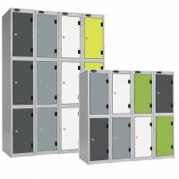 Laminate Fronted Lockers