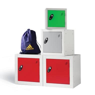 Probe Stackable Cube Locker