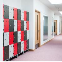 Probe Shockbox Laminate Lockers