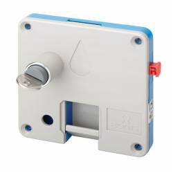 Ronis Dry Area Coin Lock With Two Keys