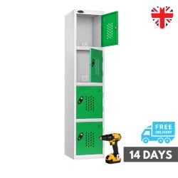 Probe 4 Door Tool Charging Locker