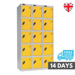 Probe 5 Door Locker (Nest Of 3)