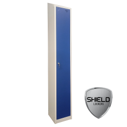 Shield One Compartment Storage Locker - Fast Delivery